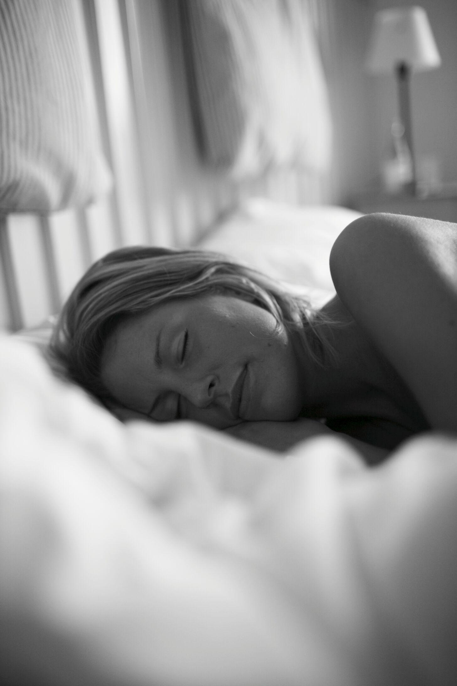 Die Schlafende Frau