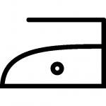 Bügeln Symbol