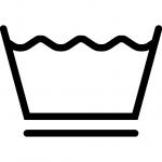 Symbol Schonwäsche
